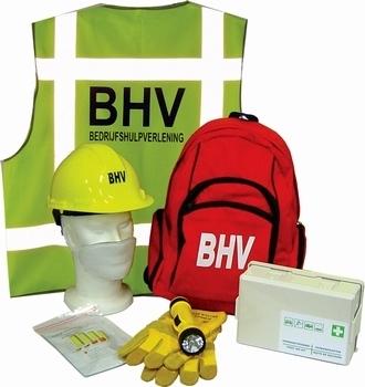 BHV opleiding, bedrijfshulpverlener