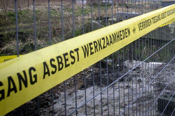veilig werken met asbest, asbestherkenning, veilg werken
