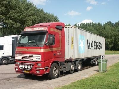 nascholing chauffeurs, containervervoer, chauffeursdiploma, code 95