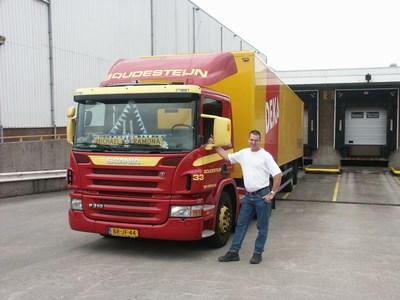 Vakbekwaamheid vrachtwagenchauffeur,