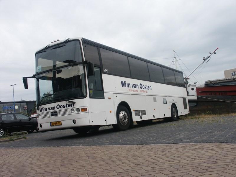 Ondernemersdiploma bus, busondernemer, buschauffeur, touringcarchauffeur, eigen rijder