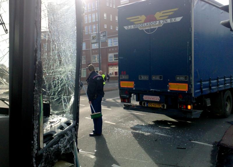 schadepreventie bus en vrachtwagen